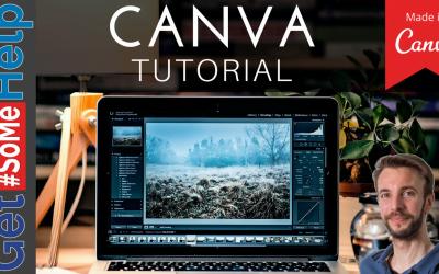CANVA tutorial – Lav grafik som en PRO på 5 minutter